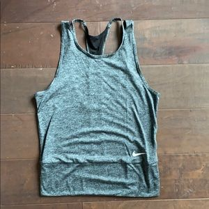 Nike tank top. Size small. Worn once.